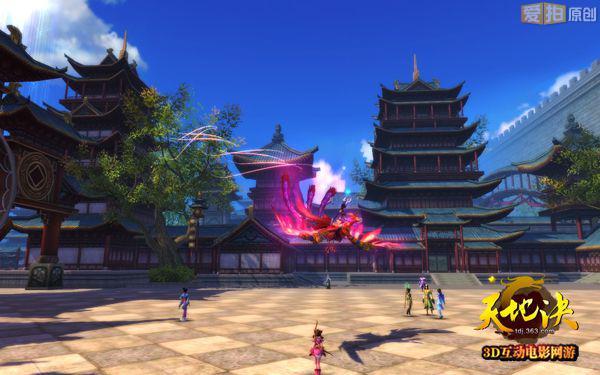 《天地决》bigworld三大优势盘点图片
